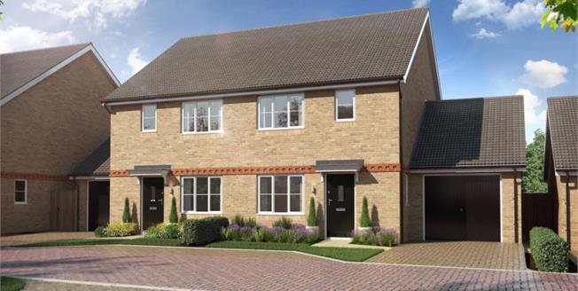 Asking Price £364,950, 3 Bedroom Detached House For Sale in Biggleswade, SG18