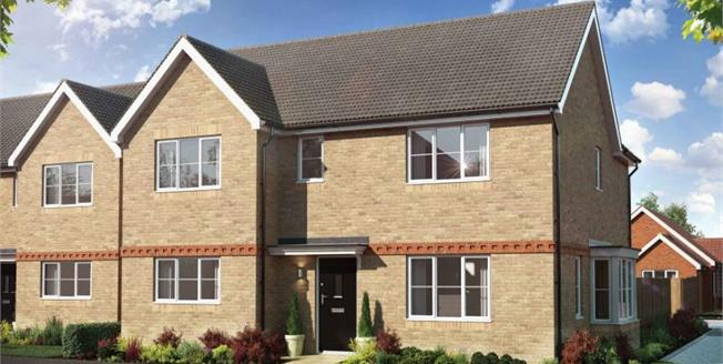 £459,950, 4 Bedroom House For Sale in The Ridings, SG18