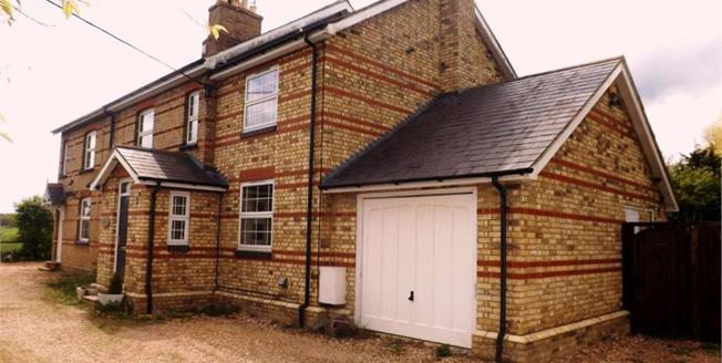 Guide Price £365,000, 3 Bedroom Semi Detached For Sale in Woodwalton, PE28