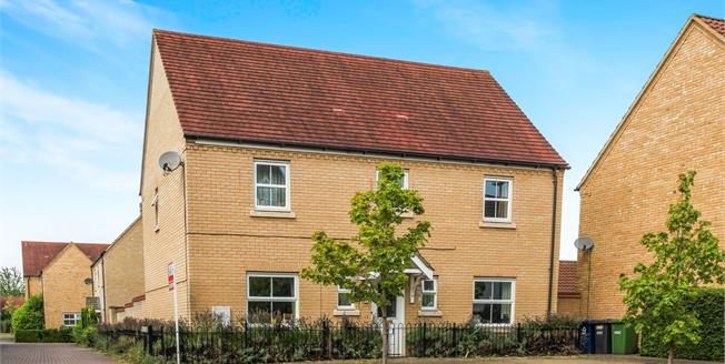 Offers in excess of £385,000, 4 Bedroom Detached House For Sale in Huntingdon, PE29