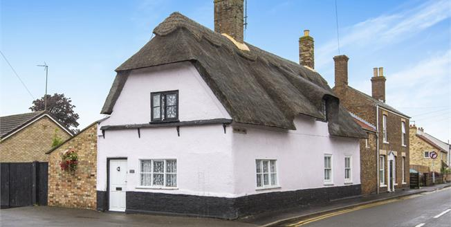 Guide Price £230,000, 3 Bedroom Detached Cottage For Sale in Chatteris, PE16