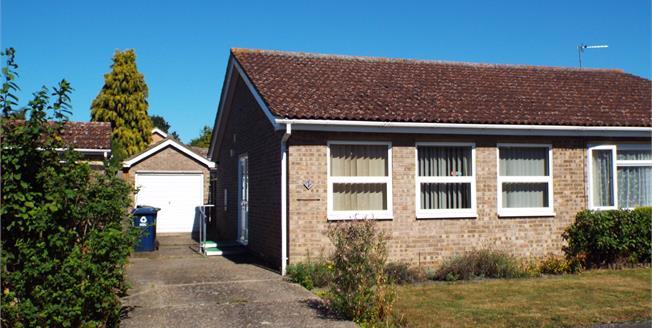 Guide Price £215,000, Semi Detached For Sale in Brampton, PE28