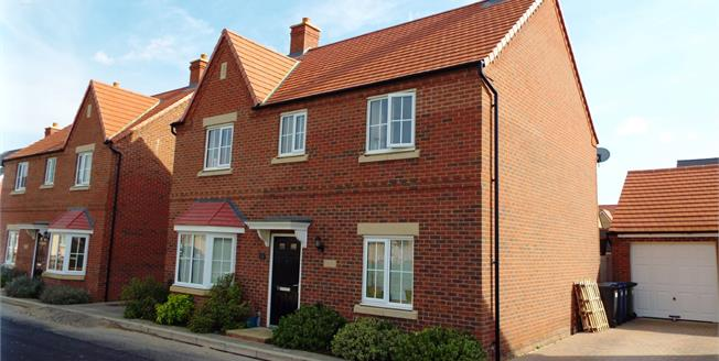 Guide Price £280,000, 4 Bedroom Detached House For Sale in Sawtry, PE28