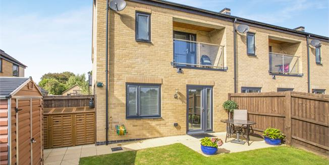 Guide Price £300,000, 3 Bedroom End of Terrace House For Sale in Huntingdon, PE29