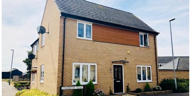 Offers in excess of £240,000, 3 Bedroom End of Terrace House For Sale in Huntingdon, PE29