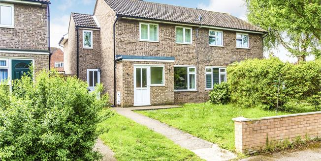 Offers in excess of £250,000, 4 Bedroom Semi Detached House For Sale in Godmanchester, PE29