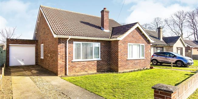 Offers Over £300,000, 3 Bedroom Detached Bungalow For Sale in Hartford, PE29