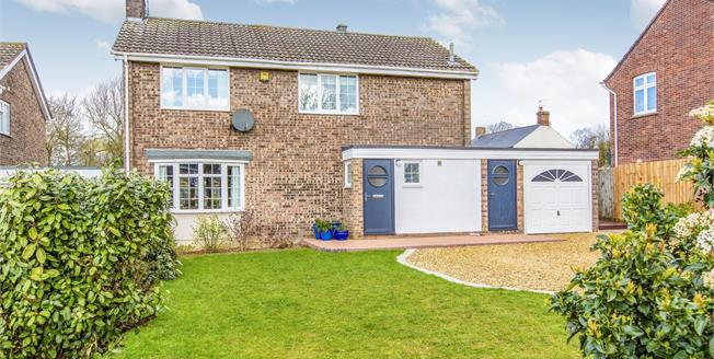 Offers in excess of £380,000, 4 Bedroom Detached House For Sale in Catworth, PE28