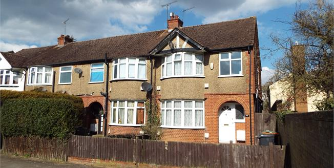 Asking Price £255,000, 3 Bedroom End of Terrace House For Sale in Dunstable, LU6