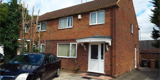 Offers in excess of £255,000, 3 Bedroom Semi Detached House For Sale in Luton, LU4