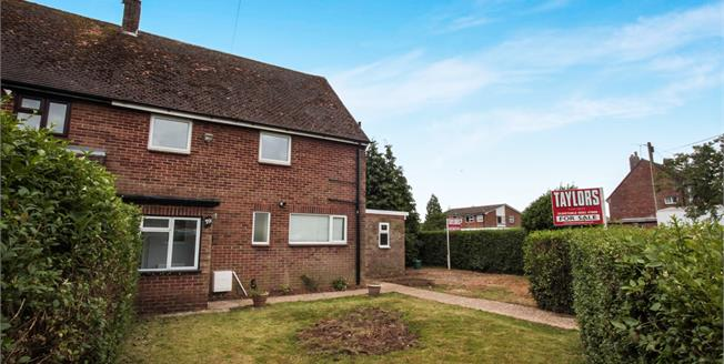 Fixed Price £370,000, 3 Bedroom Semi Detached House For Sale in Kensworth, LU6