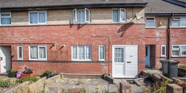 Offers Over £215,000, 3 Bedroom Terraced House For Sale in Luton, LU4