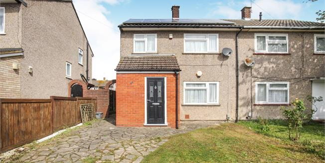 Asking Price £230,000, 3 Bedroom Semi Detached House For Sale in Luton, LU4