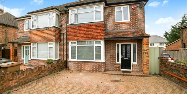 Asking Price £399,950, 3 Bedroom Semi Detached House For Sale in Luton, LU4