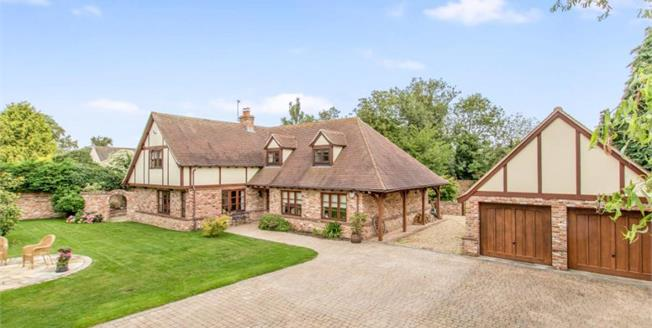 £2,000,000, 4 Bedroom Detached House For Sale in Weston, SG4