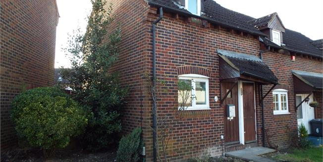 Asking Price £175,000, 1 Bedroom End of Terrace House For Sale in Baldock, SG7