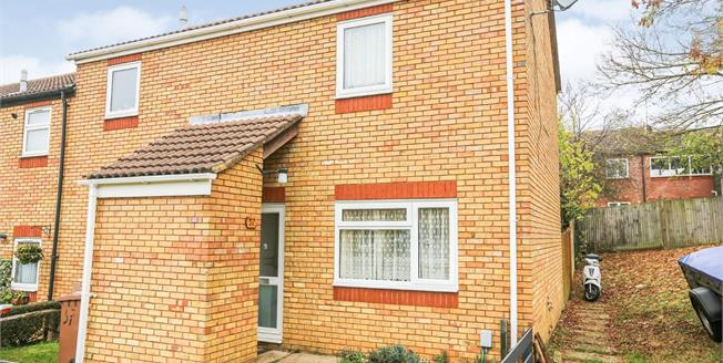 Asking Price £280,000, 3 Bedroom Semi Detached House For Sale in Stevenage, SG2
