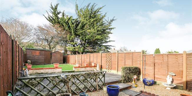 Asking Price £280,000, 3 Bedroom Terraced House For Sale in Stotfold, SG5