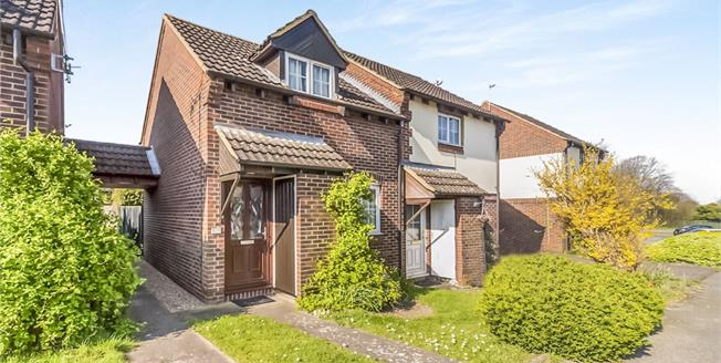 Guide Price £230,000, 1 Bedroom End of Terrace House For Sale in Baldock, SG7