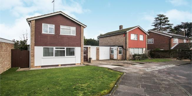 Offers Over £350,000, 3 Bedroom Detached House For Sale in Luton, LU1