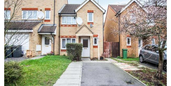Offers Over £240,000, 3 Bedroom End of Terrace House For Sale in Luton, LU1