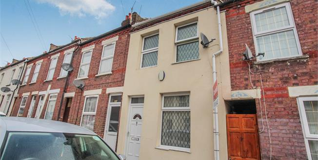 Offers in excess of £180,000, 2 Bedroom Terraced House For Sale in Luton, LU4