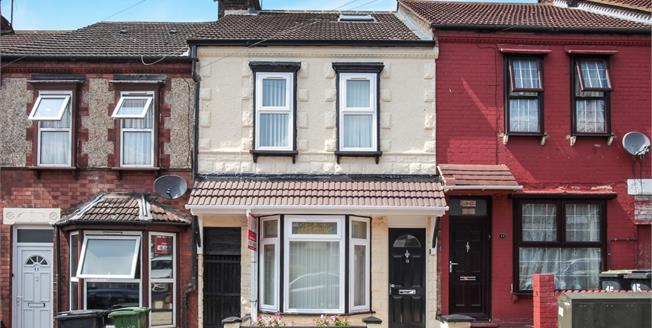 Asking Price £250,000, 4 Bedroom Terraced House For Sale in Luton, LU3