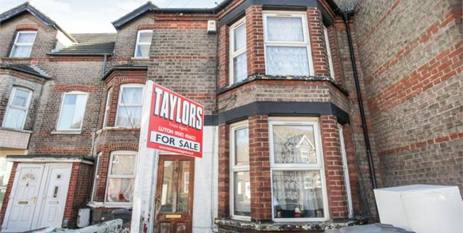 Guide Price £220,000, 3 Bedroom Terraced House For Sale in Luton, LU1