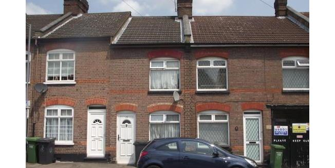 £185,000, 2 Bedroom Terraced House For Sale in Luton, LU1
