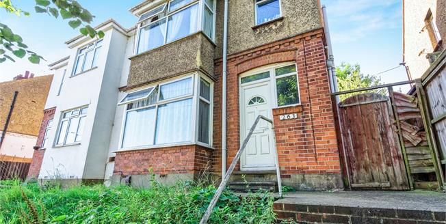 Asking Price £245,000, 3 Bedroom Semi Detached House For Sale in Luton, LU1
