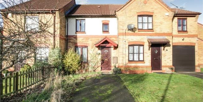 Guide Price £220,000, 2 Bedroom Terraced House For Sale in Luton, LU2