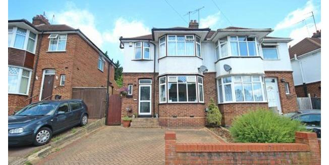 Offers in excess of £315,000, 3 Bedroom Semi Detached House For Sale in Luton, LU1