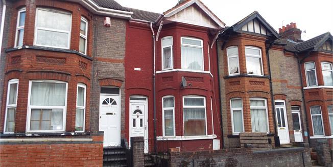 £280,000, 3 Bedroom Terraced House For Sale in Luton, LU1
