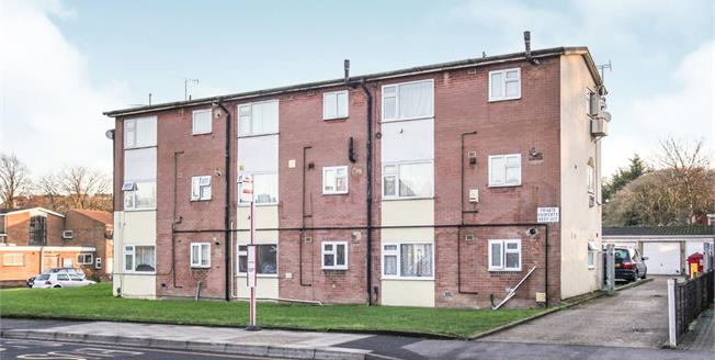 Guide Price £95,000, 1 Bedroom Flat For Sale in Luton, LU1