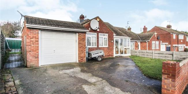 Offers Over £350,000, 3 Bedroom Semi Detached Bungalow For Sale in Luton, LU1