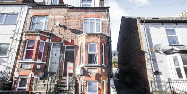 £150,000, 2 Bedroom Basement Flat For Sale in Luton, LU1