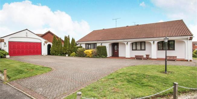 Offers Over £500,000, 3 Bedroom Detached Bungalow For Sale in Luton, LU3