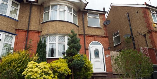 Offers in excess of £275,000, 3 Bedroom Semi Detached House For Sale in Luton, LU1