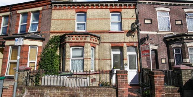 Asking Price £110,000, 1 Bedroom Ground Floor Flat For Sale in Luton, LU1