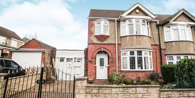 Offers Over £325,000, 3 Bedroom Semi Detached House For Sale in Luton, LU3