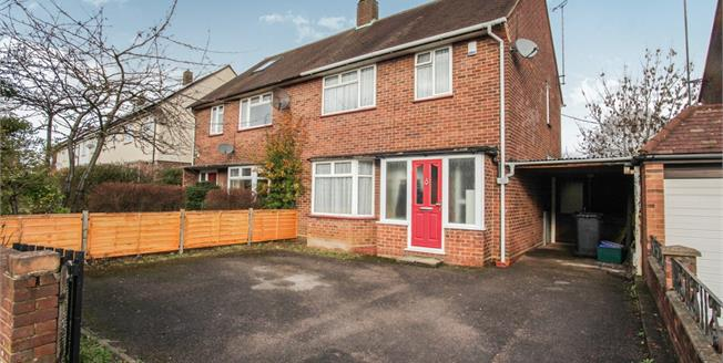 Guide Price £280,000, 3 Bedroom Semi Detached House For Sale in Luton, LU1