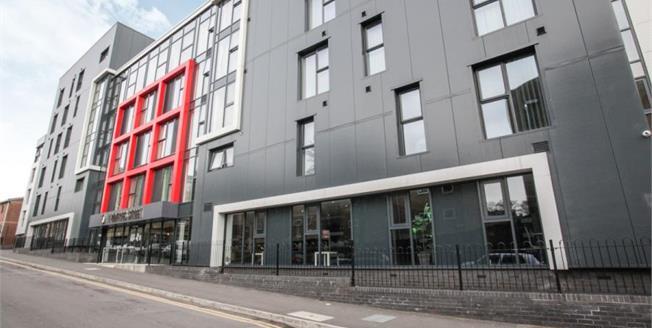 Guide Price £80,000, 1 Bedroom Flat For Sale in 4 Dumfries Street, LU1