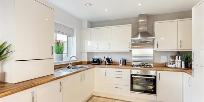 £87,750, 2 Bedroom Flat For Sale in Caleb Close, LU4