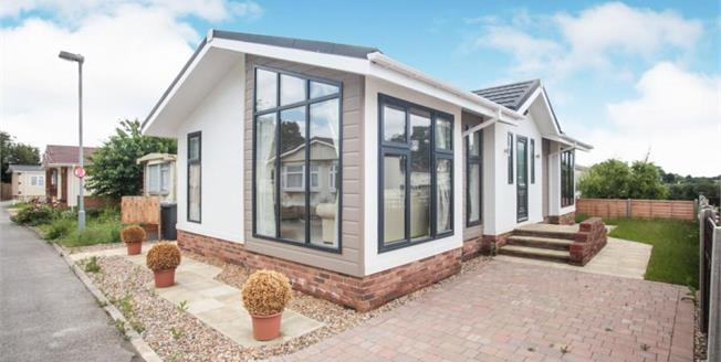 Guide Price £220,000, 2 Bedroom Mobile Home For Sale in Woodside, LU1