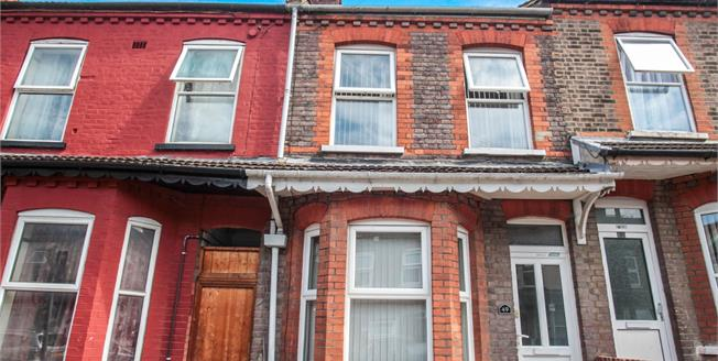 Guide Price £240,000, 3 Bedroom Terraced House For Sale in Luton, LU1