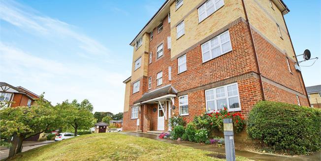 Asking Price £160,000, 1 Bedroom Maisonette For Sale in Luton, LU2