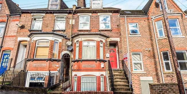 Asking Price £130,000, 2 Bedroom Flat For Sale in Luton, LU1