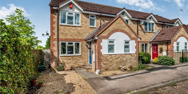 Offers in excess of £350,000, 3 Bedroom End of Terrace House For Sale in Hemel Hempstead, HP2