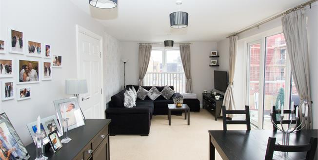 Asking Price £375,000, 2 Bedroom Flat For Sale in Borehamwood, WD6