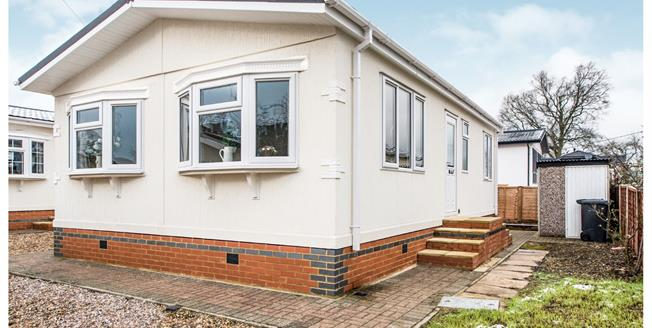 Asking Price £194,950, 2 Bedroom Mobile Home For Sale in Woodside, LU1